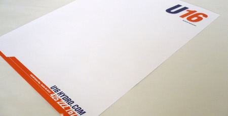 U16 Miss Elam letterhead designed by Hovie